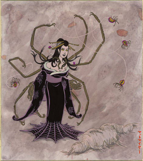 Jorogumo