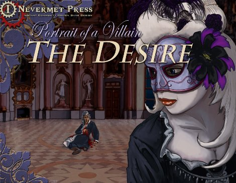 Nevermet Press Issue 1: The Desire
